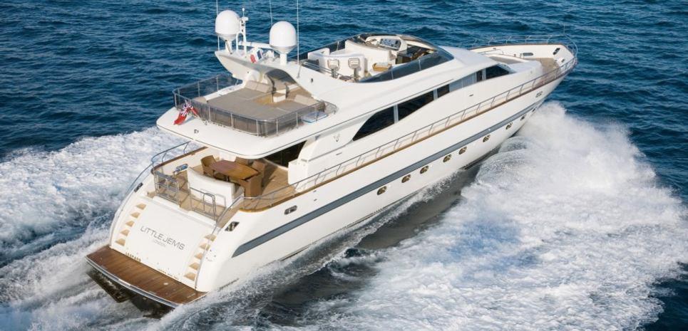 Seralin Charter Yacht