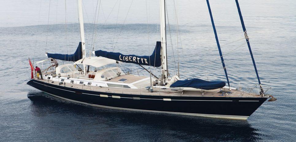 Liberty II Charter Yacht