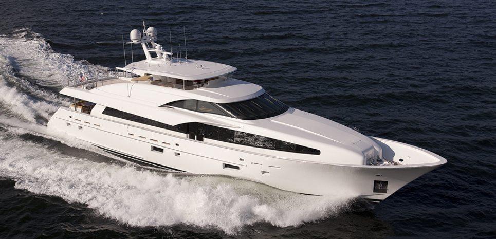 Fugitive Charter Yacht