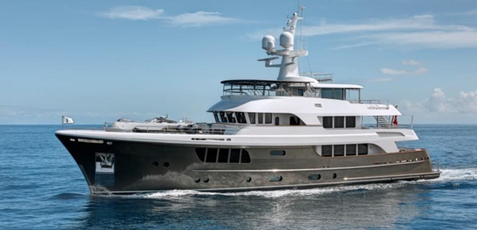 CaryAli Charter Yacht