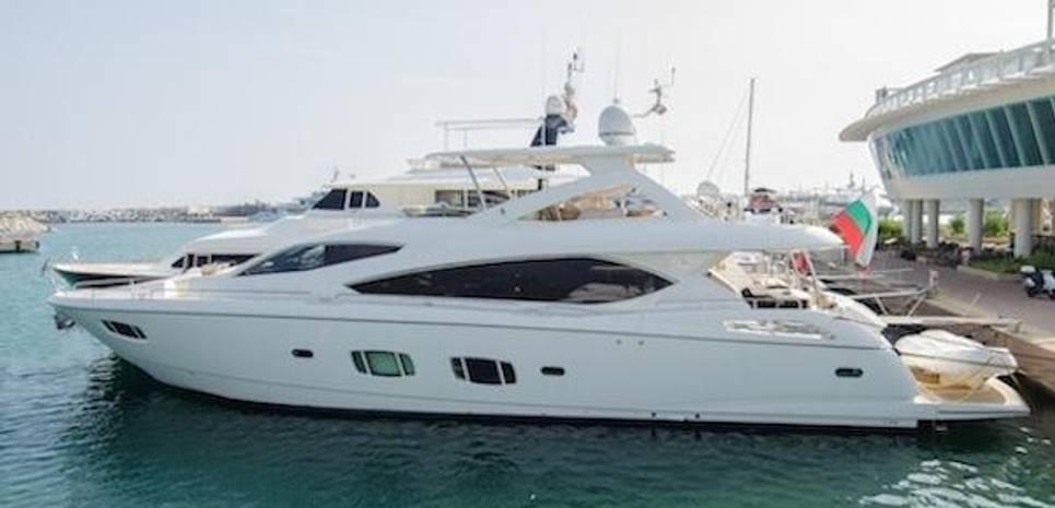Adeona Charter Yacht