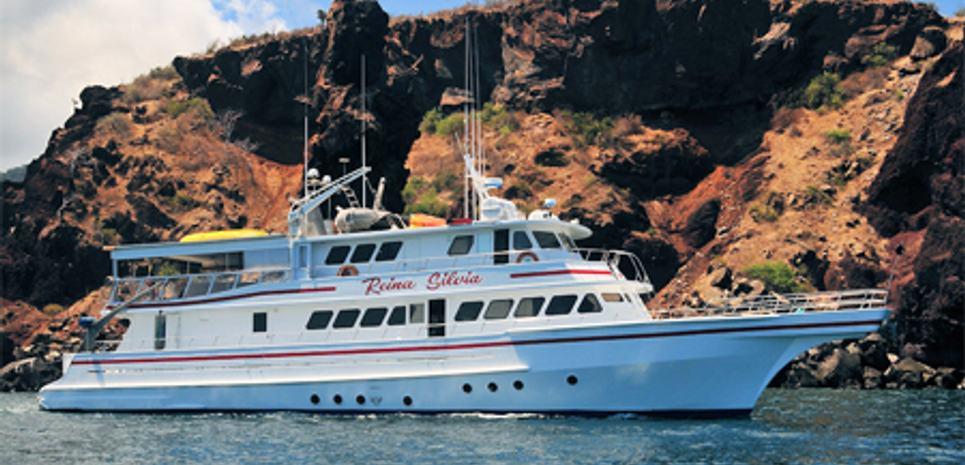 Reina Silvia Charter Yacht