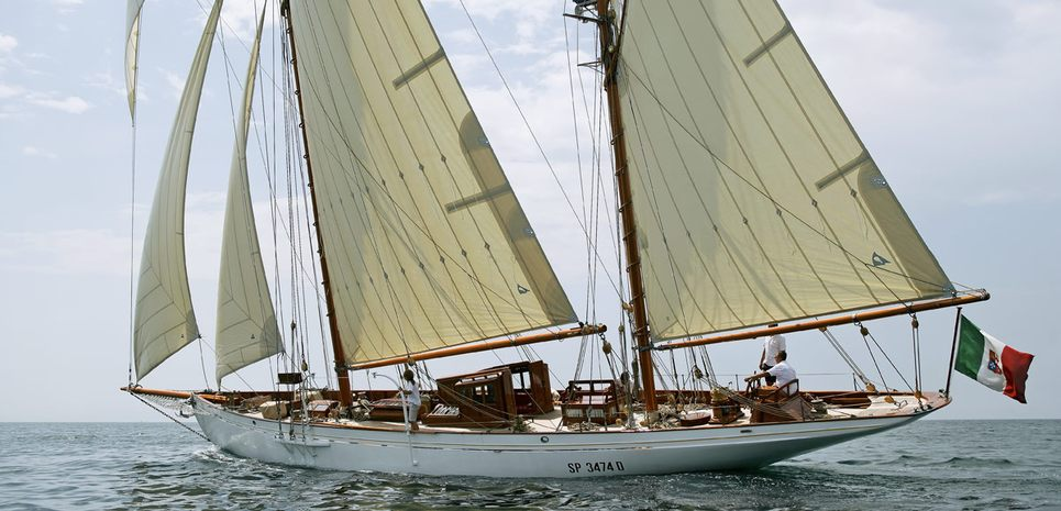Javelin Charter Yacht