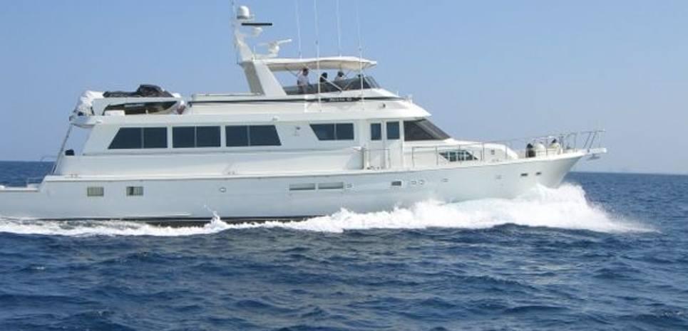 Mac II Charter Yacht