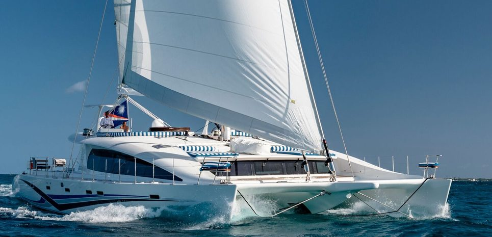 Blue Gryphon Charter Yacht