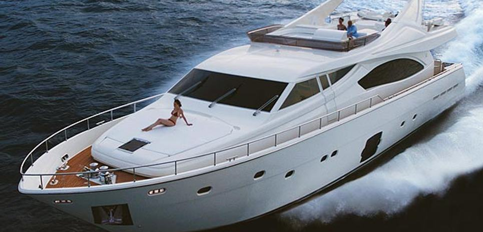 Forli Charter Yacht