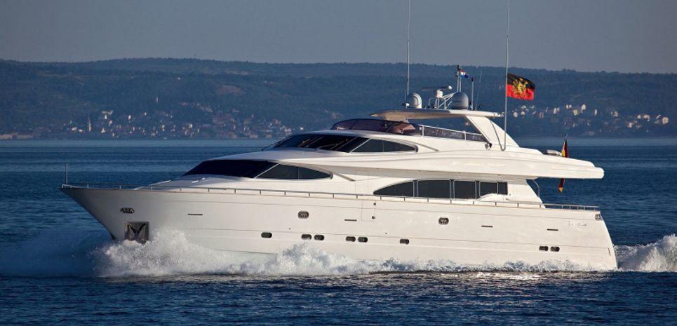 Saphira Charter Yacht