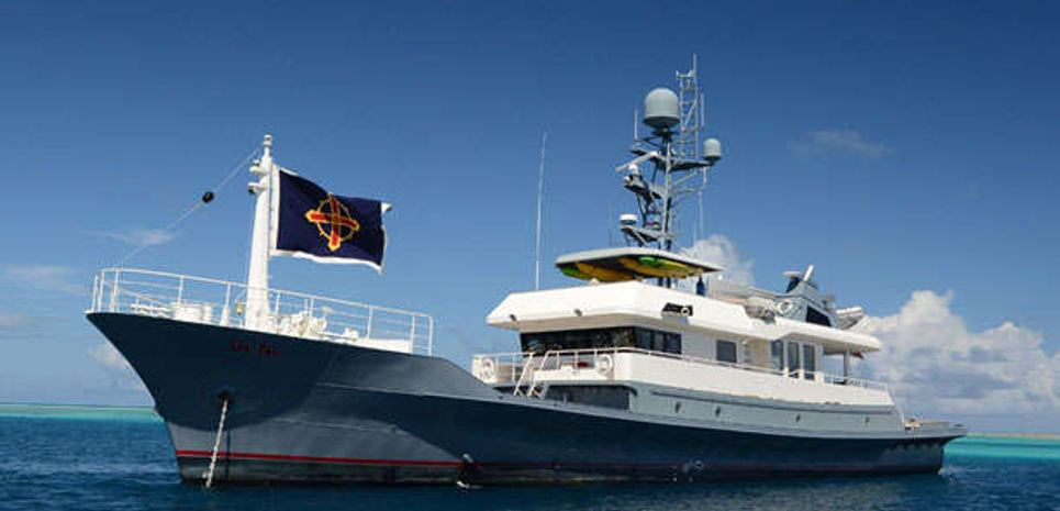 Dr No Charter Yacht