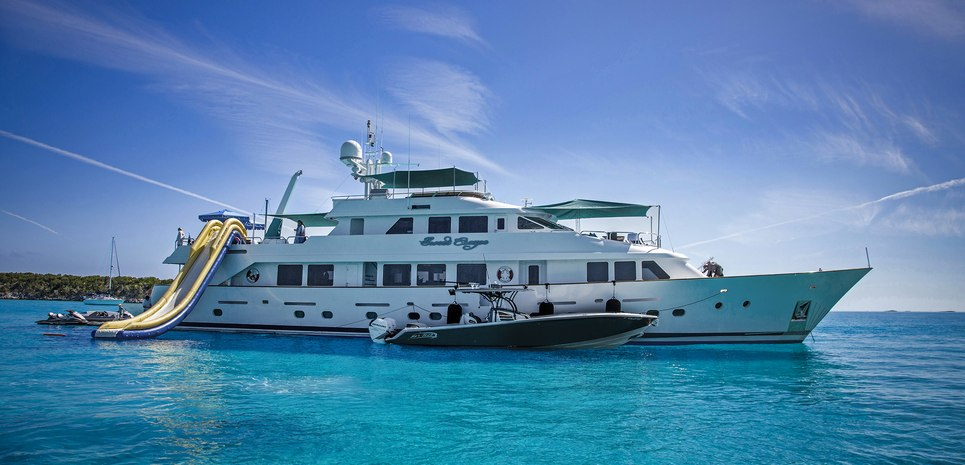 Sweet Escape Charter Yacht