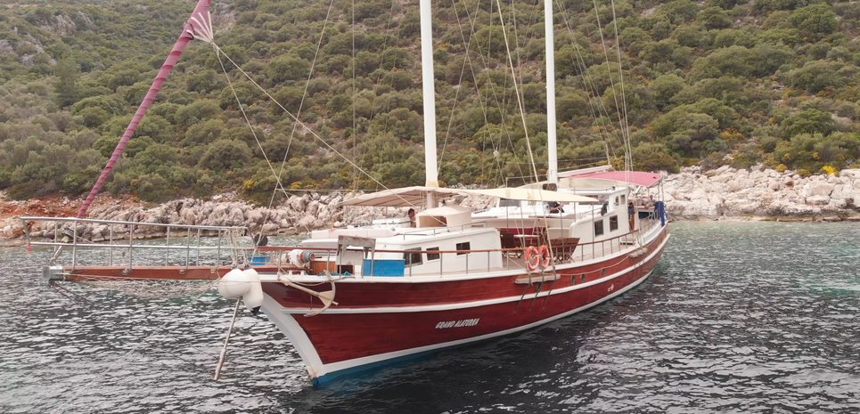 Grand Alaturka Charter Yacht