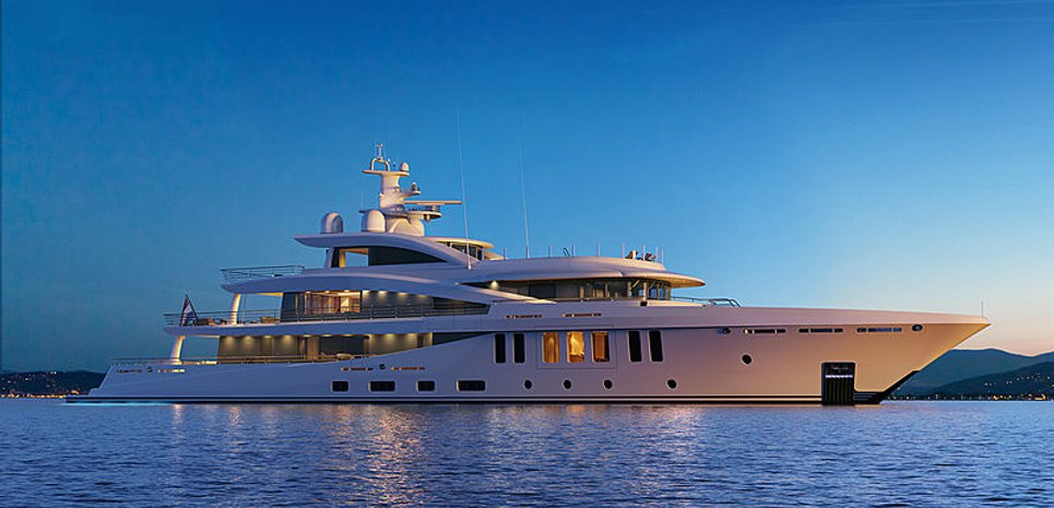 Amels 200/01 Charter Yacht