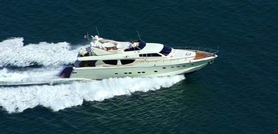 Technema 85 Charter Yacht
