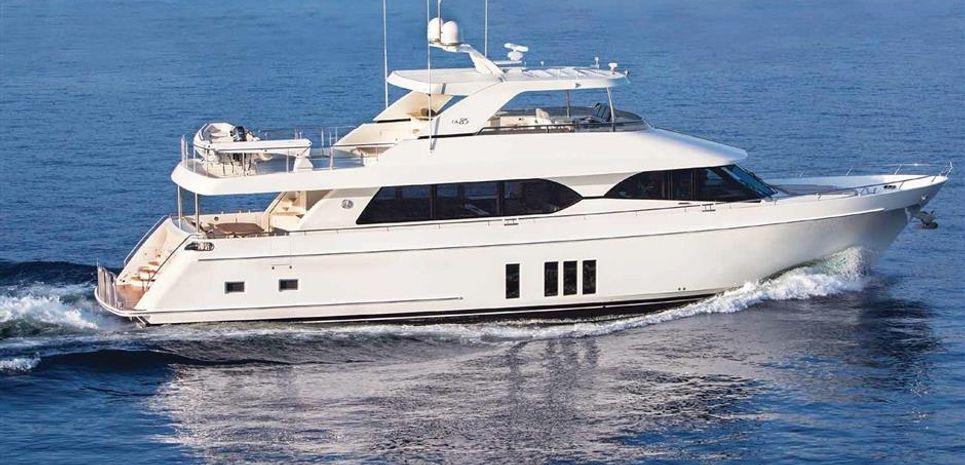 Sweet Salt Charter Yacht