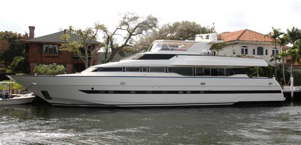 Constellation  Charter Yacht