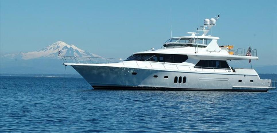 Vagabond Charter Yacht