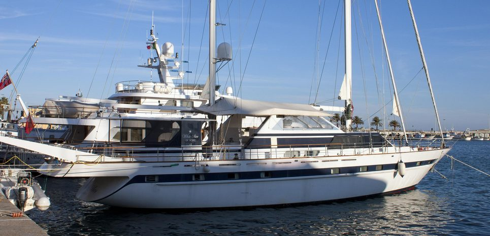 White Star Of Rorc Charter Yacht