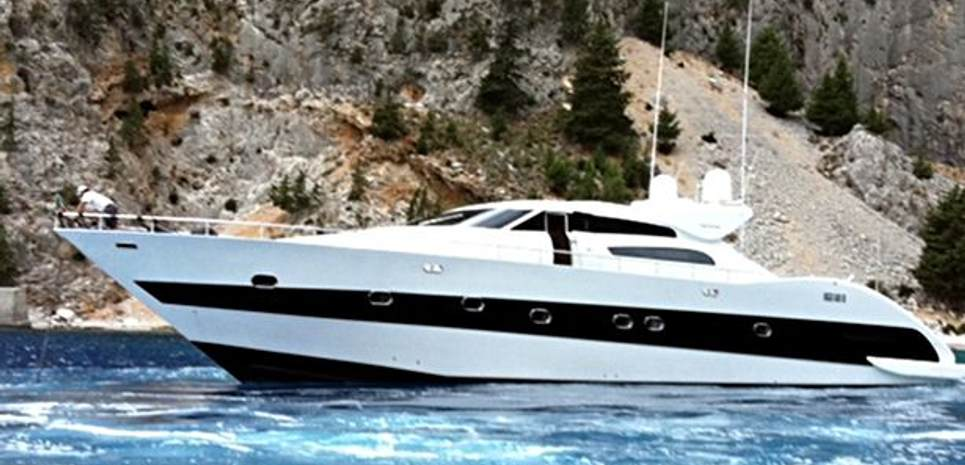 Ruby Charter Yacht