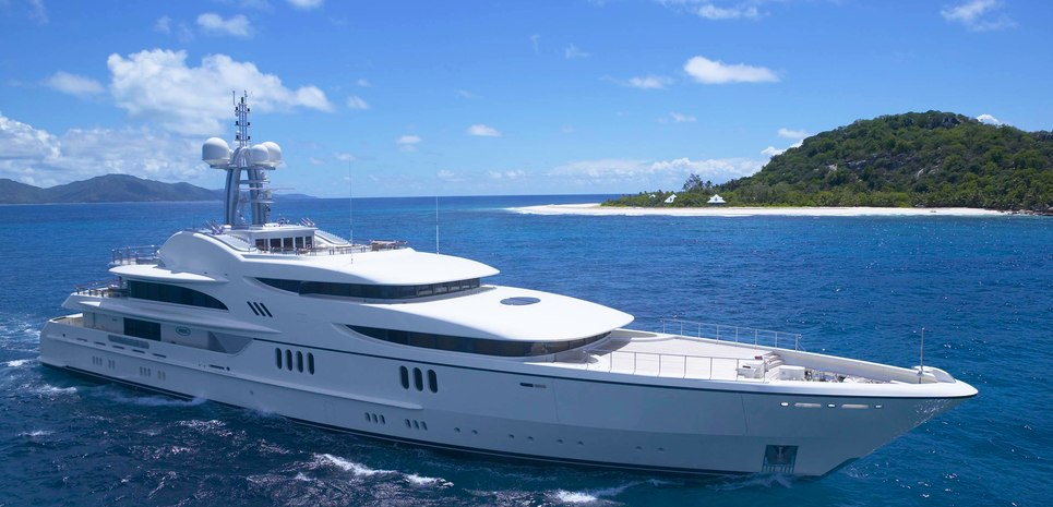 Anna 1 Charter Yacht