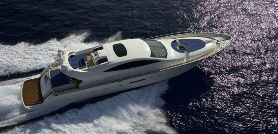 Pampa Charter Yacht