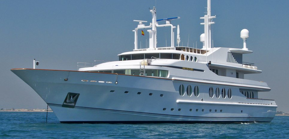 Maridome Charter Yacht