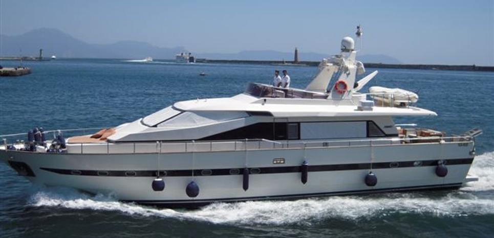 Principe di Pictor Charter Yacht