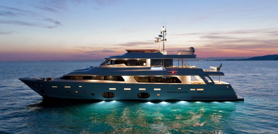 Ziacanaia I Charter Yacht