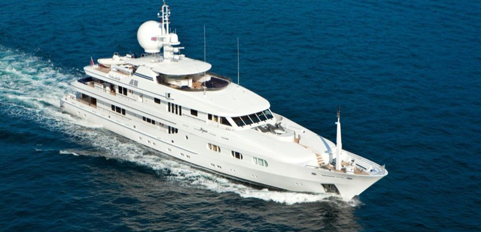 Tales Charter Yacht