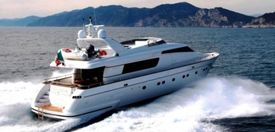 Skyline Charter Yacht