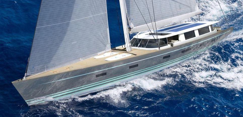 BD 120 Charter Yacht