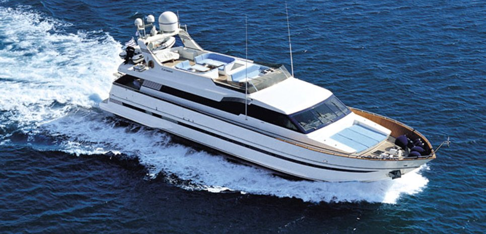 Angel Charter Yacht