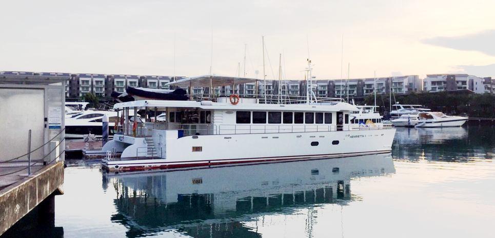 Lady Quikglow I Charter Yacht