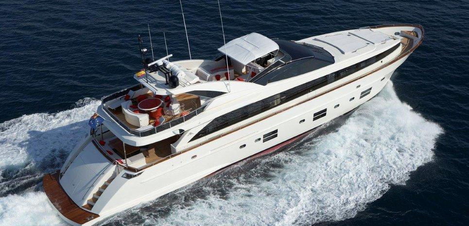 Ropea Charter Yacht