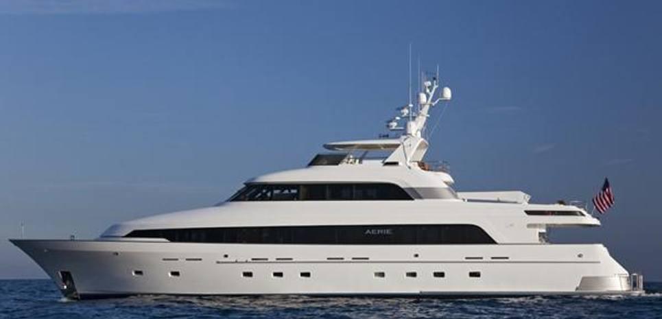 Ruffian Charter Yacht