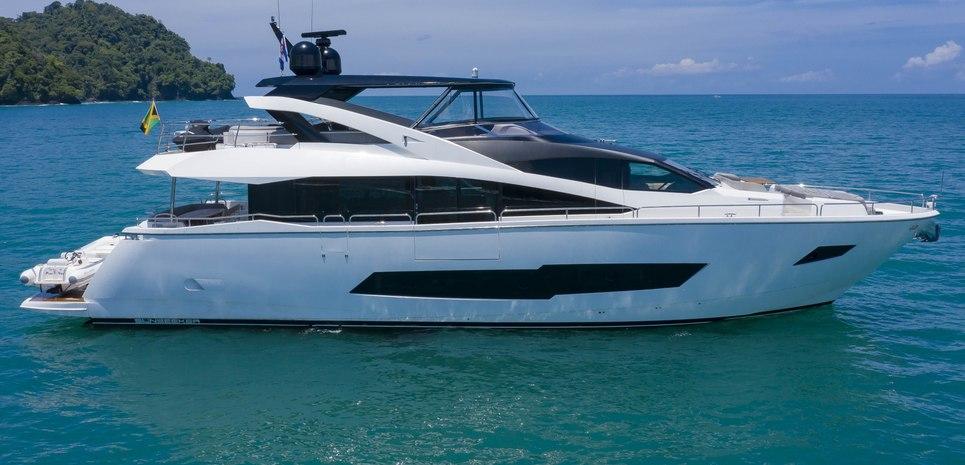 Pura Vida Charter Yacht