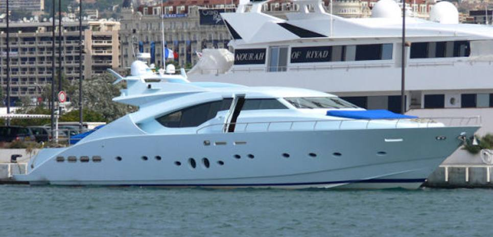 Magnum Force Charter Yacht