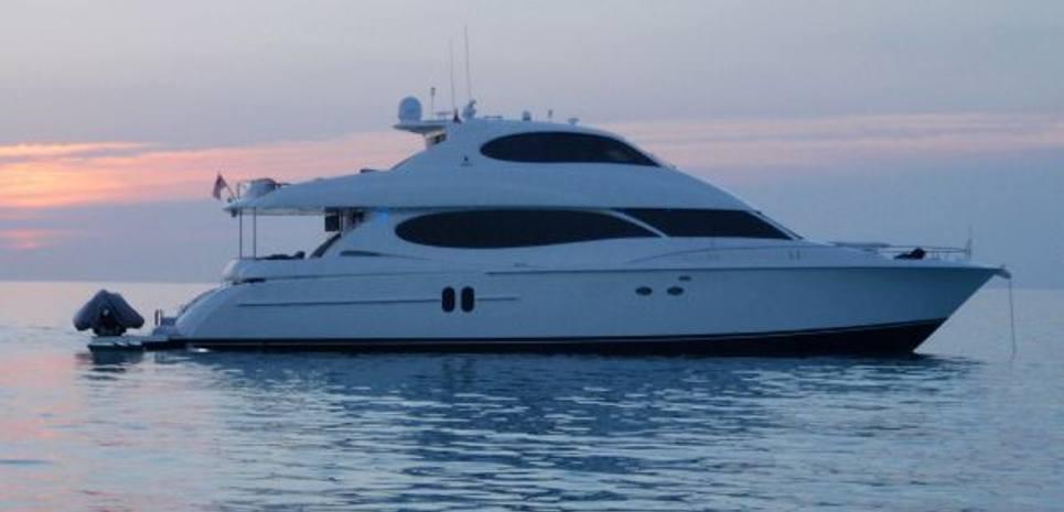 Troutopia Charter Yacht