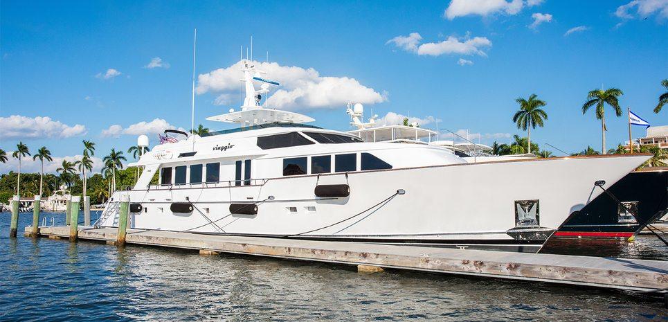 Viaggio Charter Yacht