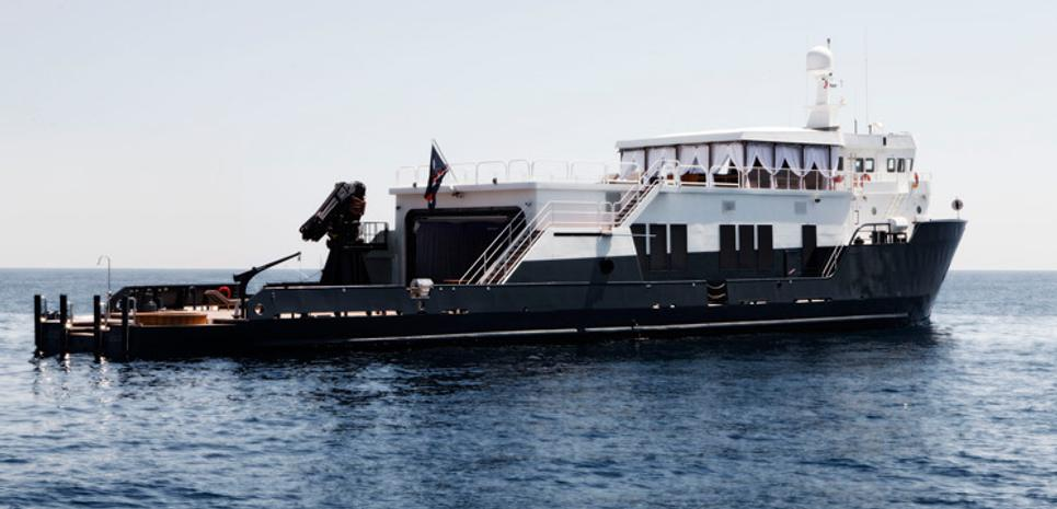 Mystere Shadow Charter Yacht