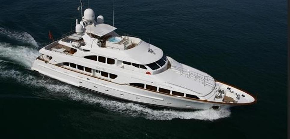 Dream On II Charter Yacht
