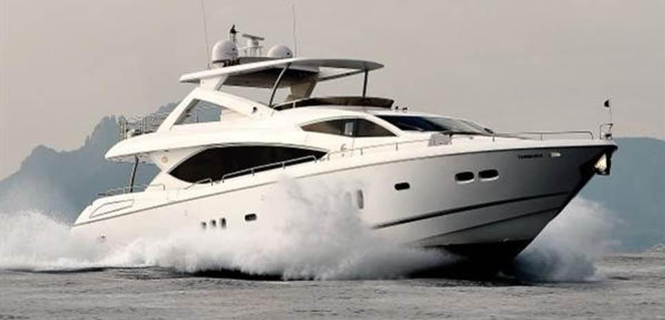 Li-Jor Charter Yacht