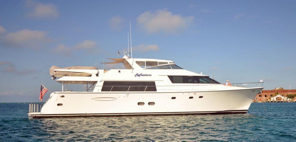 Livy Lou Charter Yacht