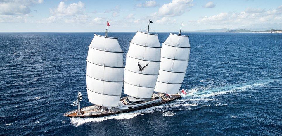 Maltese Falcon Charter Yacht