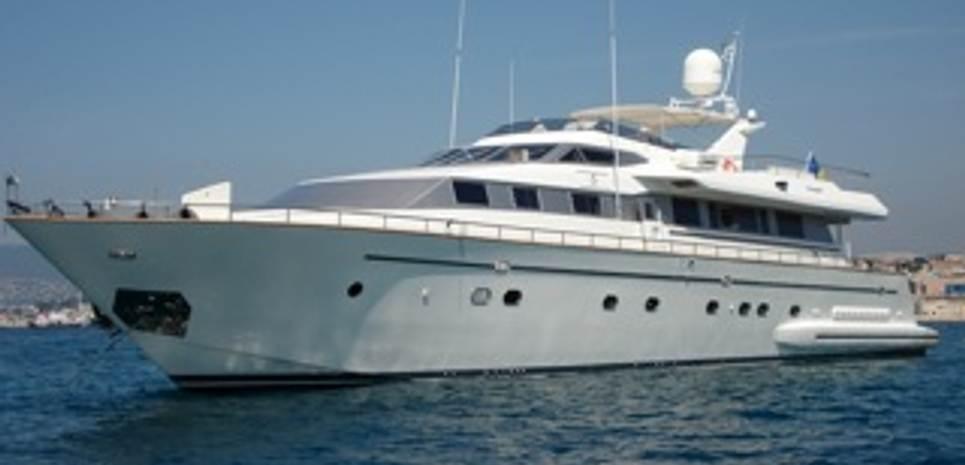 Mazag Charter Yacht