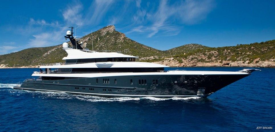 Phoenix 2 Charter Yacht