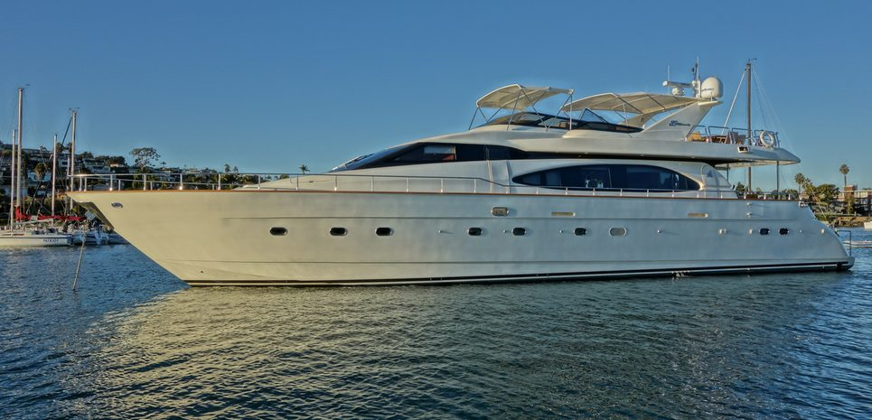 Sea Hawk Charter Yacht