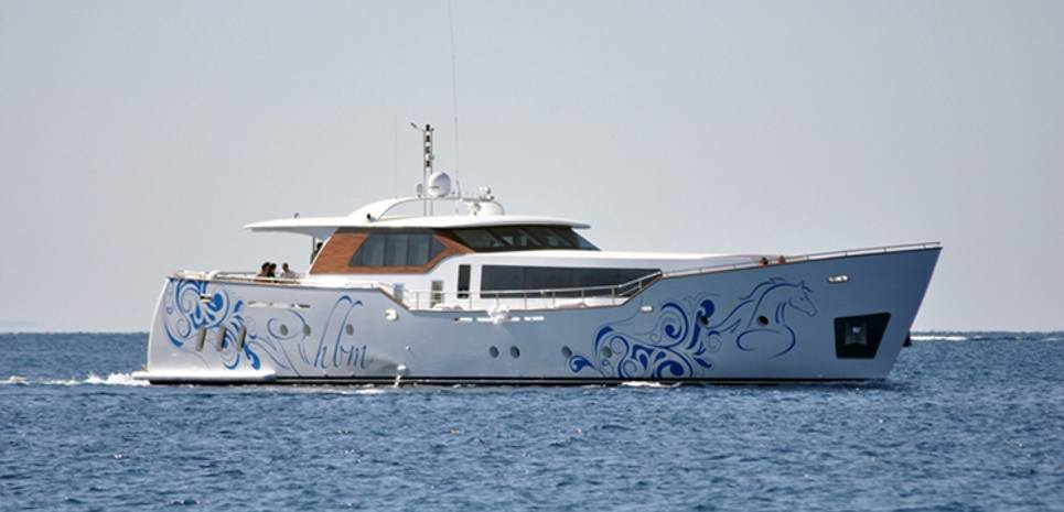 AD5 Charter Yacht