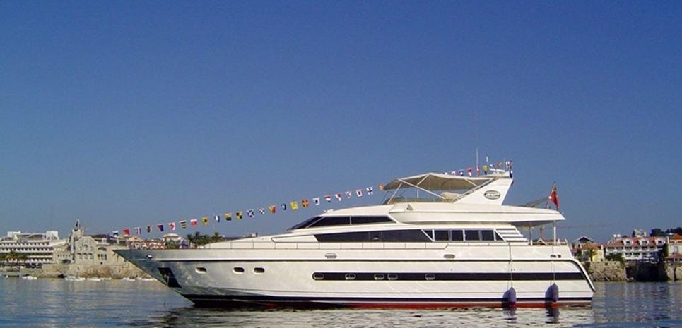 Abou Maya Charter Yacht