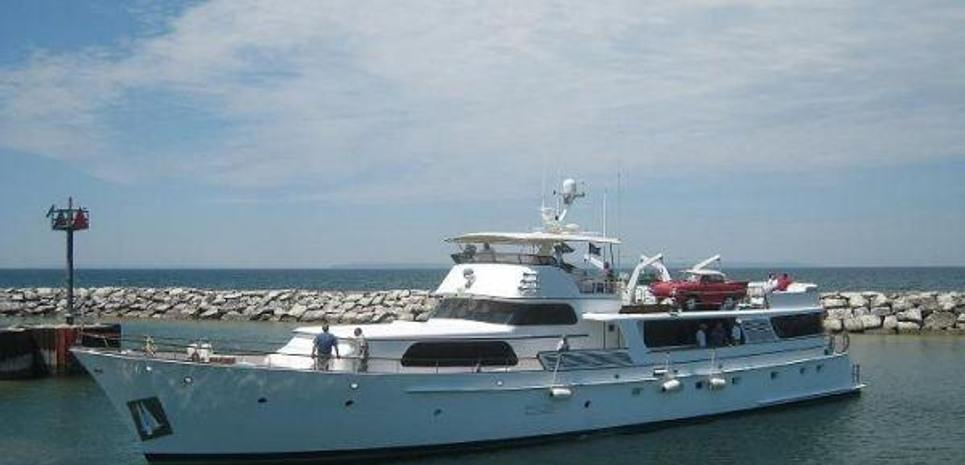 Mitch-Mate III Charter Yacht