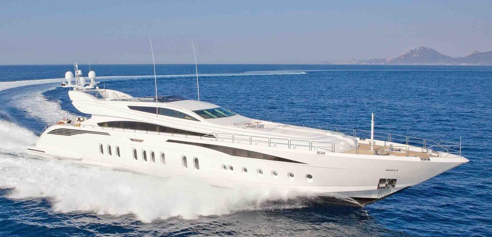 Lisa IV Charter Yacht