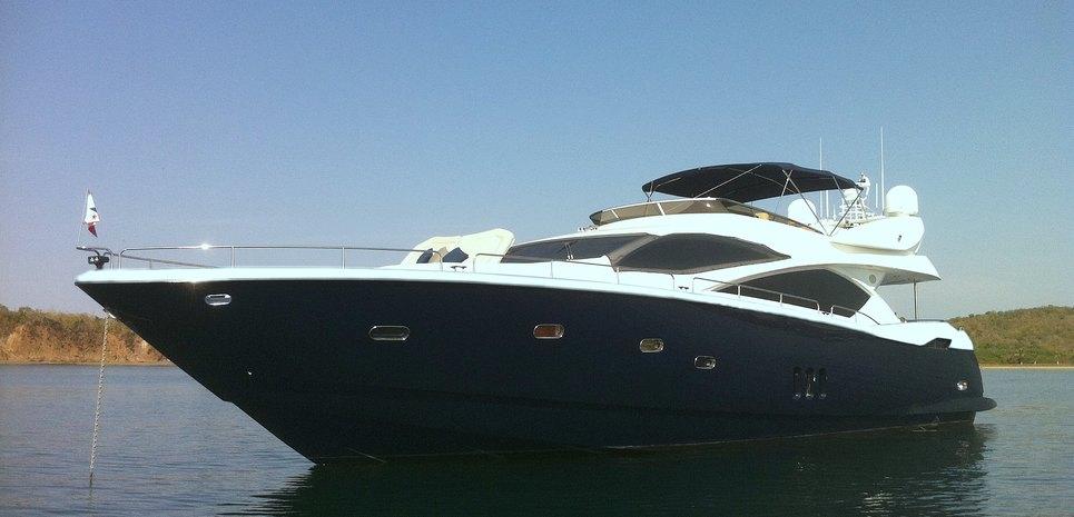 Tauri Charter Yacht